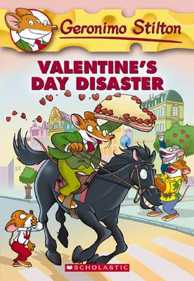 Valentine's Day Disaster book