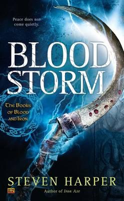 Blood Storm book
