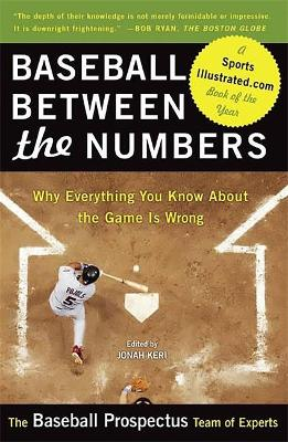 Baseball Between the Numbers book