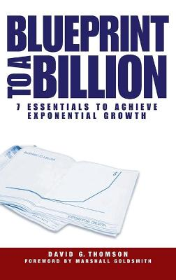 Blueprint to a Billion book