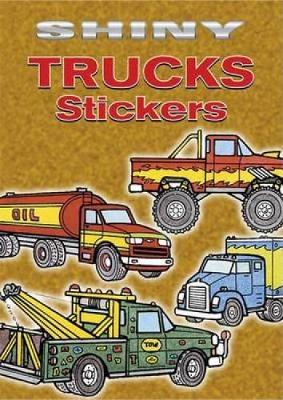 Shiny Trucks Stickers by Bruce LaFontaine