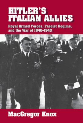Hitler's Italian Allies book