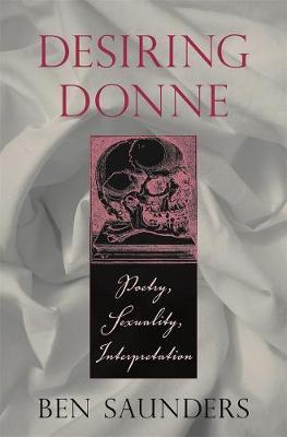 Desiring Donne book