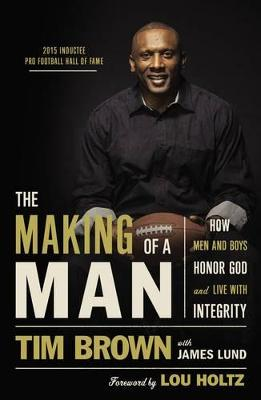 The Making of a Man by Tim Brown