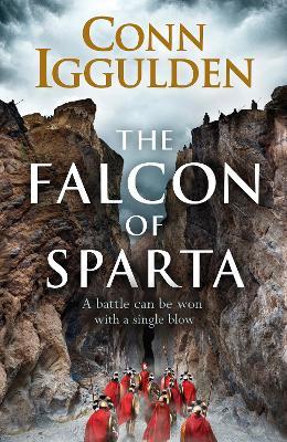 Falcon of Sparta by Conn Iggulden