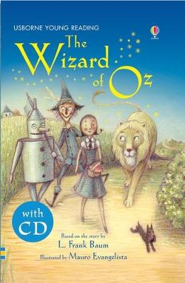 Wizard Of Oz Gift Edition by Rosie Dickins