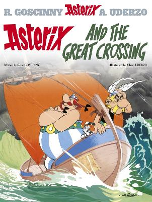 Asterix: Asterix and the Great Crossing by Rene Goscinny