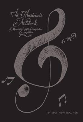 Musician's Notebook book