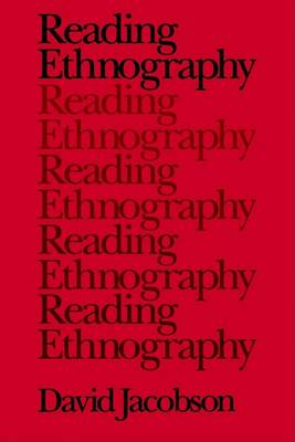 Reading Ethnography by David S. Jacobson