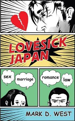 Lovesick Japan book