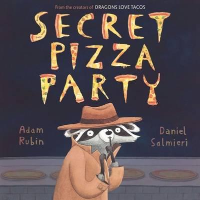 Secret Pizza Party book