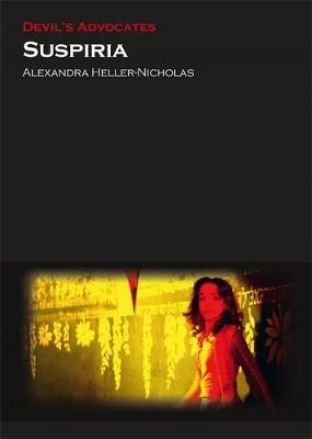 Suspiria book