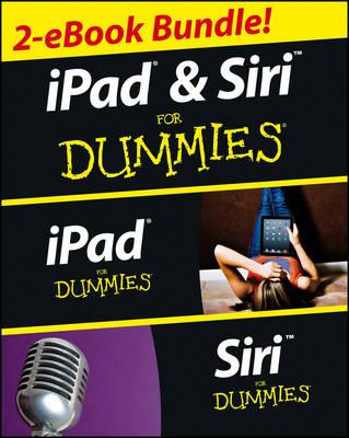 iPad & Siri for Dummies eBook Set by Edward C Baig