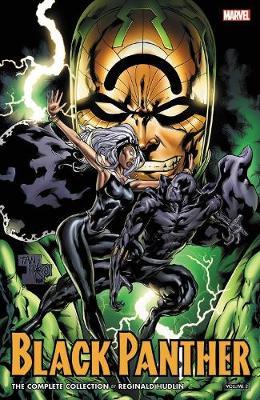 Black Panther By Reginald Hudlin: The Complete Collection Vol. 2 by Reginald Hudlin
