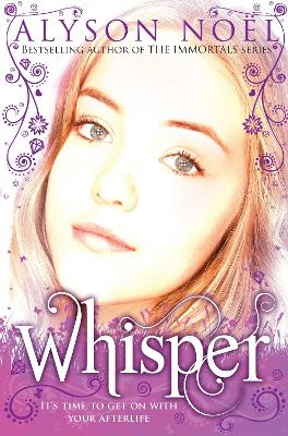 Riley Bloom Novel: Whisper book