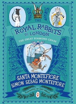 Royal Rabbits of London #3 book
