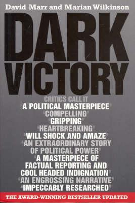 Dark Victory by David Marr