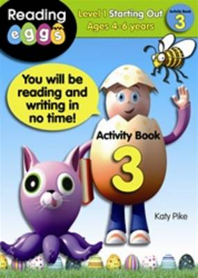 Starting Out Level 1 - Activity Book 3 by Katy Pike