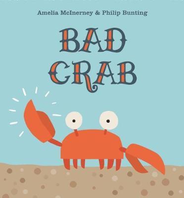 Bad Crab book