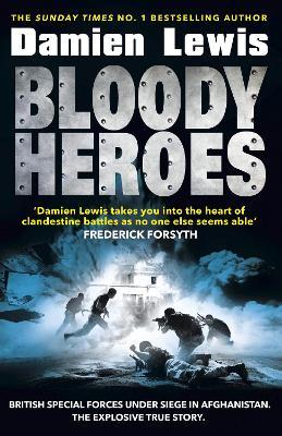 Bloody Heroes book