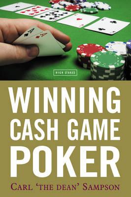 Winning Cash Game Poker book