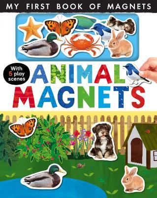 Animal Magnets by Nicola Edwards