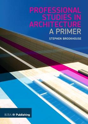 Professional Studies in Architecture book
