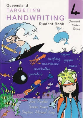 Targeting Handwriting: Year 4: Student Book book