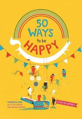 50 Ways To Be Happy book