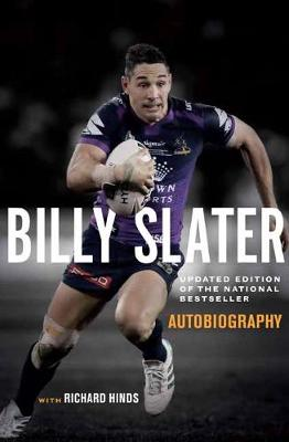 Billy Slater Autobiography book