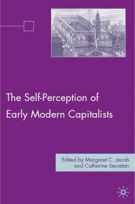 Self-Perception of Early Modern Capitalists book