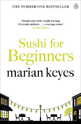 Sushi for Beginners book