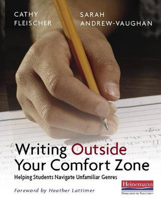 Writing Outside Your Comfort Zone by Cathy Fleischer