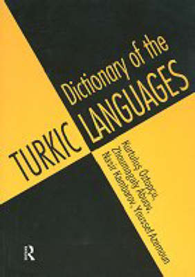 Dictionary of Turkic Languages book