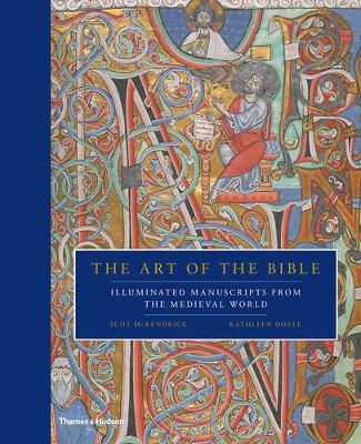 Art of the Bible by Scot McKendrick