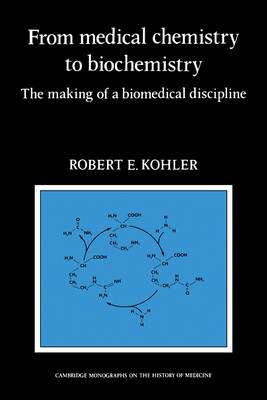 From Medical Chemistry to Biochemistry book
