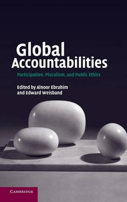 Global Accountabilities by Alnoor Ebrahim