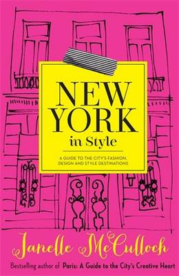 New York in Style book
