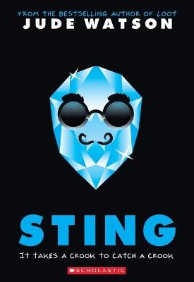 Sting: A Loot Novel by Jude Watson