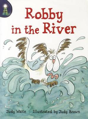 Robby in the River by Judy Waite