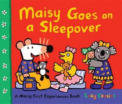 Maisy Goes on a Sleepover book
