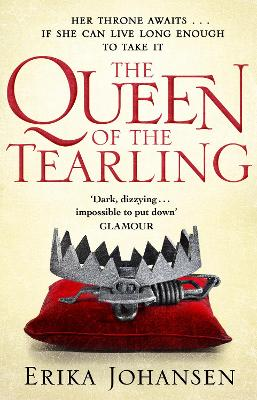 Queen Of The Tearling book