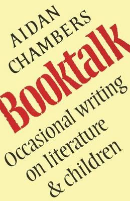 Book Talk by Aidan Chambers