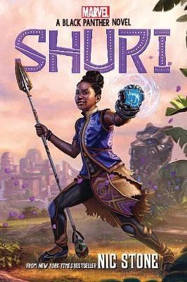 Shuri: a Black Panther Novel (Marvel) by Nic Stone