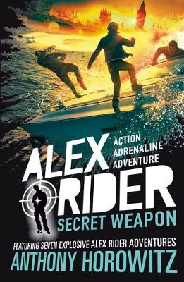 Alex Rider: Secret Weapon by Anthony Horowitz