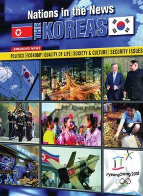 The Koreas by David Wilson