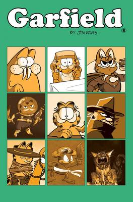 Garfield Vol. 9: His Nine Lives by Andy Hirsch