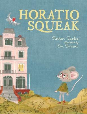 Horatio Squeak book