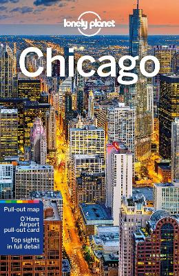 Lonely Planet Chicago book