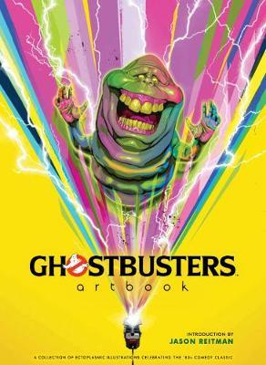 Ghostbusters Artbook book